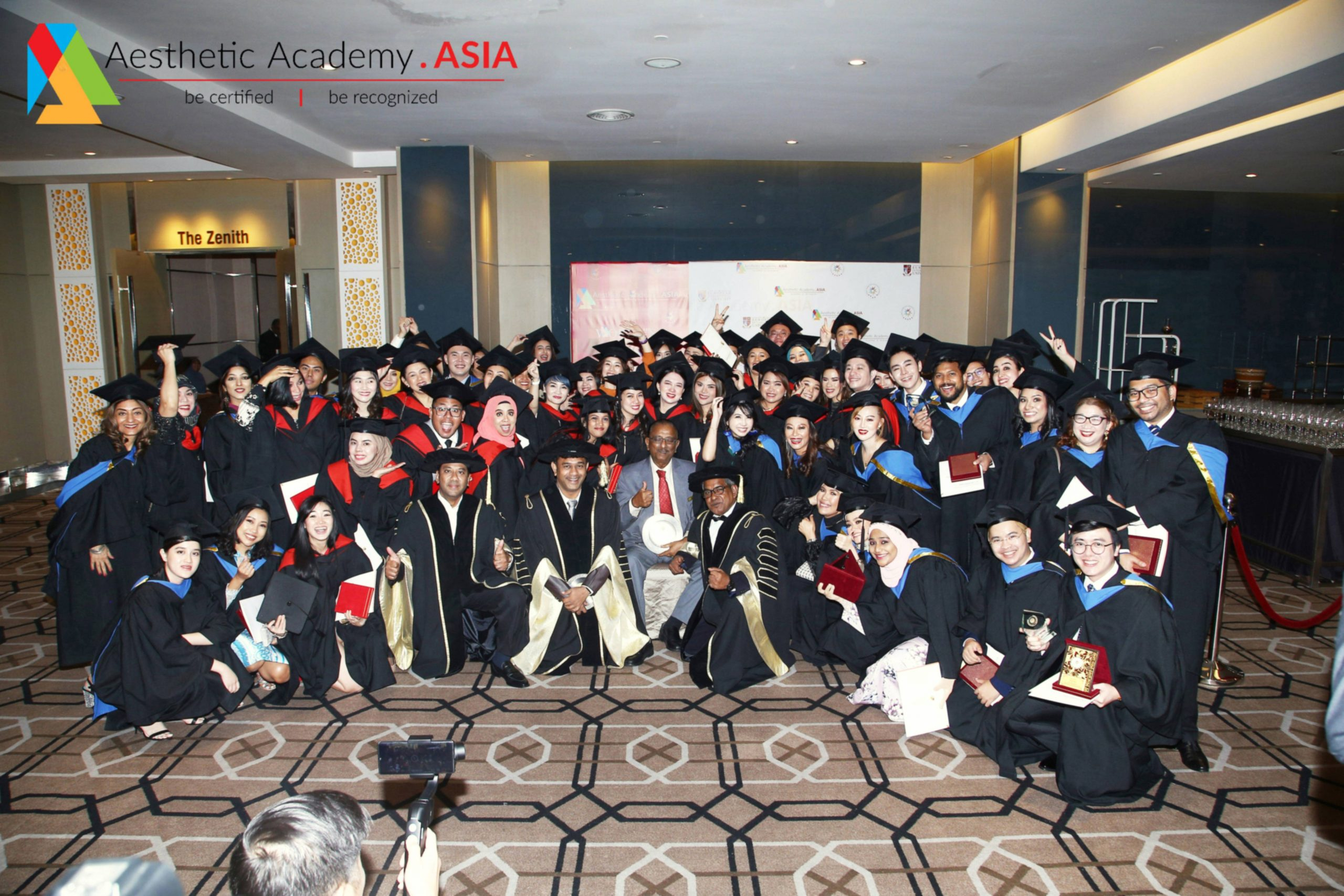 Aesthetic Medical Graduation