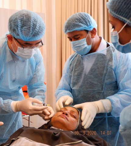 Thread Lifts For Non-Surgical Facelift