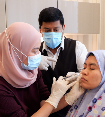 Anti-Aging Procedures Training at Aesthetic Academy Asia