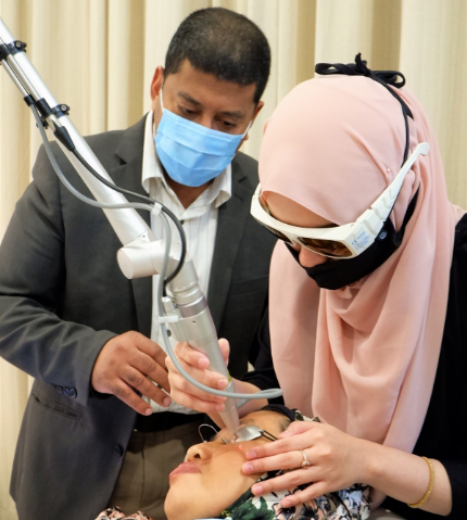 Laser Scar Revision Training Courses